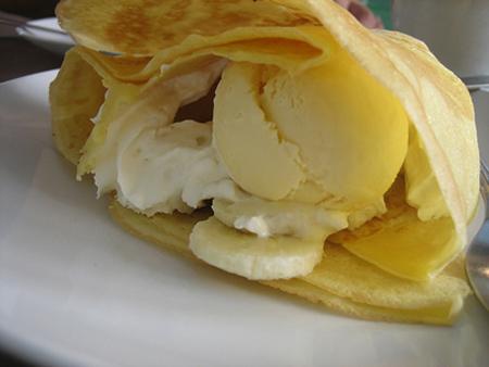 Ricetta crepes dolci due uova