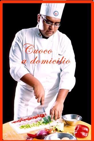 cuoco a domicilio: fa tutto lui! | ricettepercucinare.com - Cucinare A Domicilio