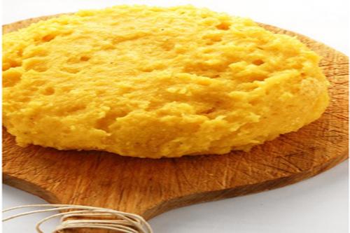 Taleggio Polenta Bread Gf Cf Creamy Breakfast