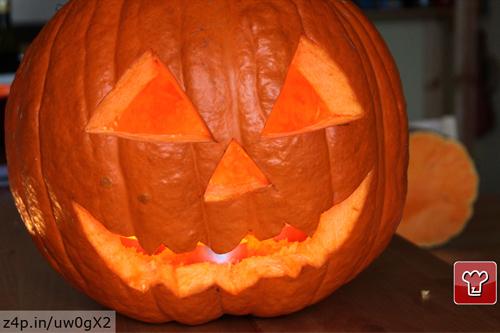 Come Fare Una Zucca Di Halloween Vera.Come Fare La Zucca Di Halloween Ricettepercucinare Com