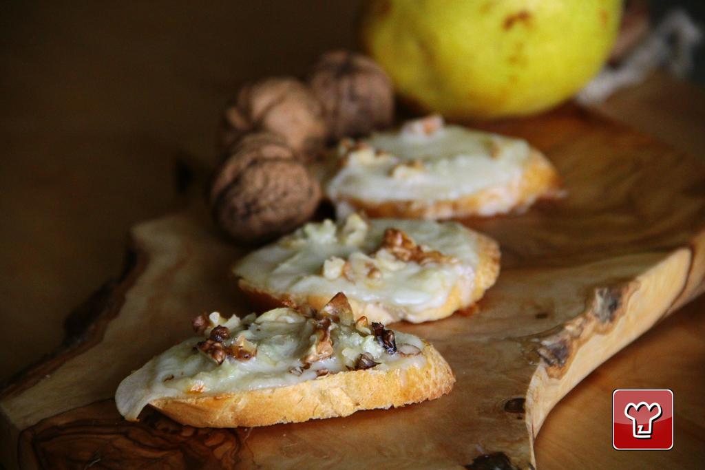 gorgonzola e noci - Ricettepercucinare.com