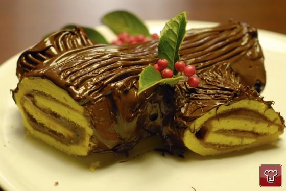 Tronchetto Di Natale La Prova Del Cuoco.Idee Per Il Tronchetto Di Natale Ricettepercucinare Com