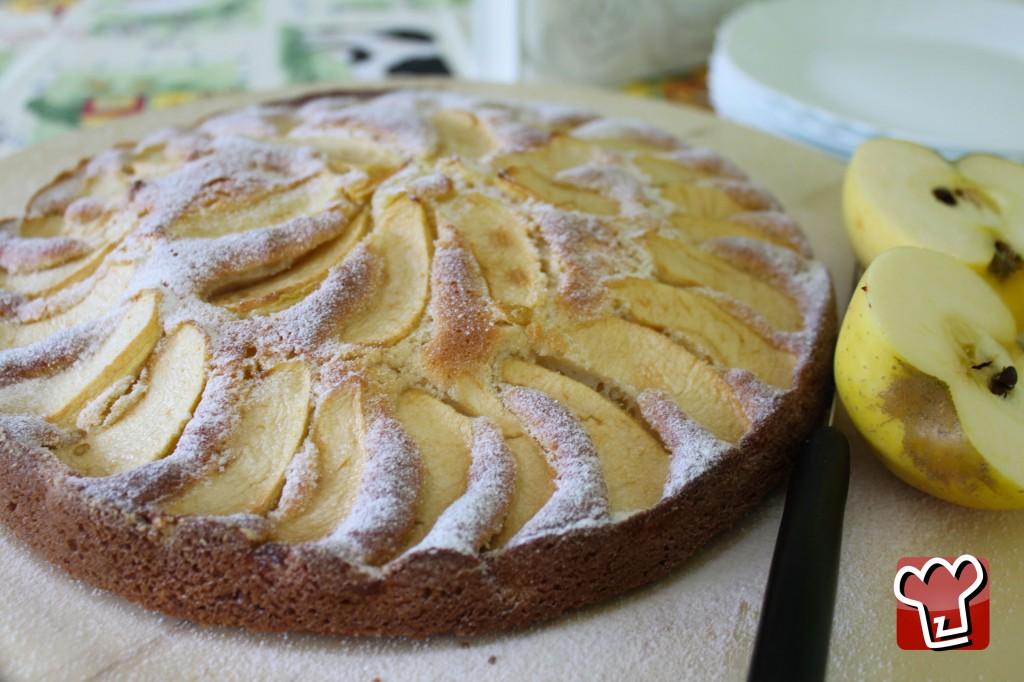 torta di mele - My Italian Recipes