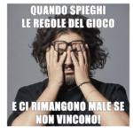 Alessandro Borghese risponde con un meme alla Gourmetteria di Padova