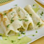 cannelloni funghi e patate - Ricettepercucinare.com