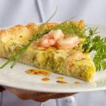 tortino di scampi antipasto bimby natale - Ricettepercucinare.com