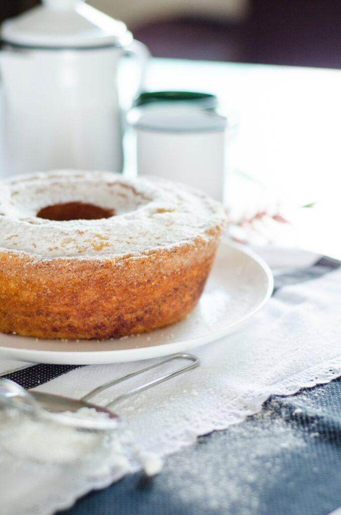 torta margherita - My Italian Recipes