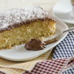 torta cocco e nutella - My Italian Recipes