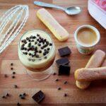 dolce di savoiardi e crema
