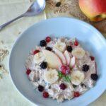 come preparare il porridge - Ricettepercucinare.com